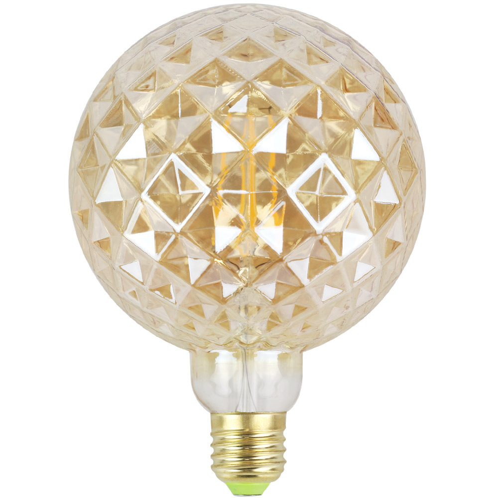4W E27 G125 Pineapple LED Edison Bulb AC220V Home Light LED Filament Light Bulb