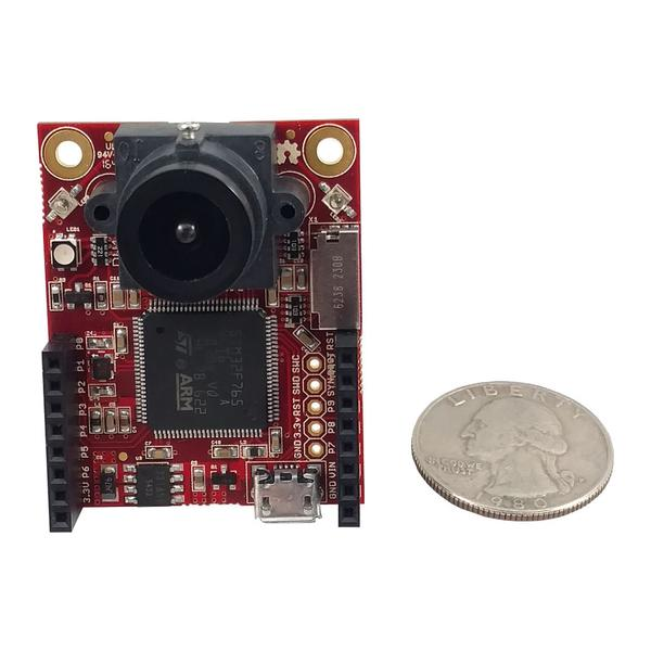 OpenMV3 Cam M7 R2 Smart Camera Image Processing Color Recognition Visual Inspection
