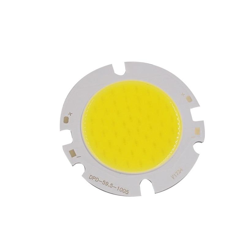Leistungsdioden COB 120° 450mA P 1 pcs 15,3W 2334lm 19x19x1,7mm