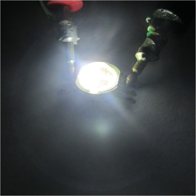 4W High Power Imitation Lumen RGBW Led Eight Feet Foggy 30mil 40mil 45mil