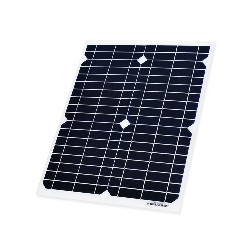 20W 18V Monocrystalline Flexible Solar Panel