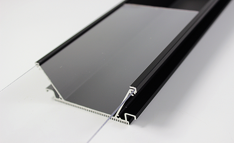 90mm Width Light-transmitting Waterproof Cover Acrylic Plate for H36 Series Aquarium Light