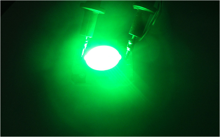 21W Watt RGB Full Color High Power LED 7W for each color Square