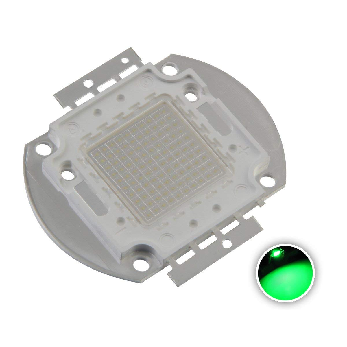 100W High Power Colored LED Emitter