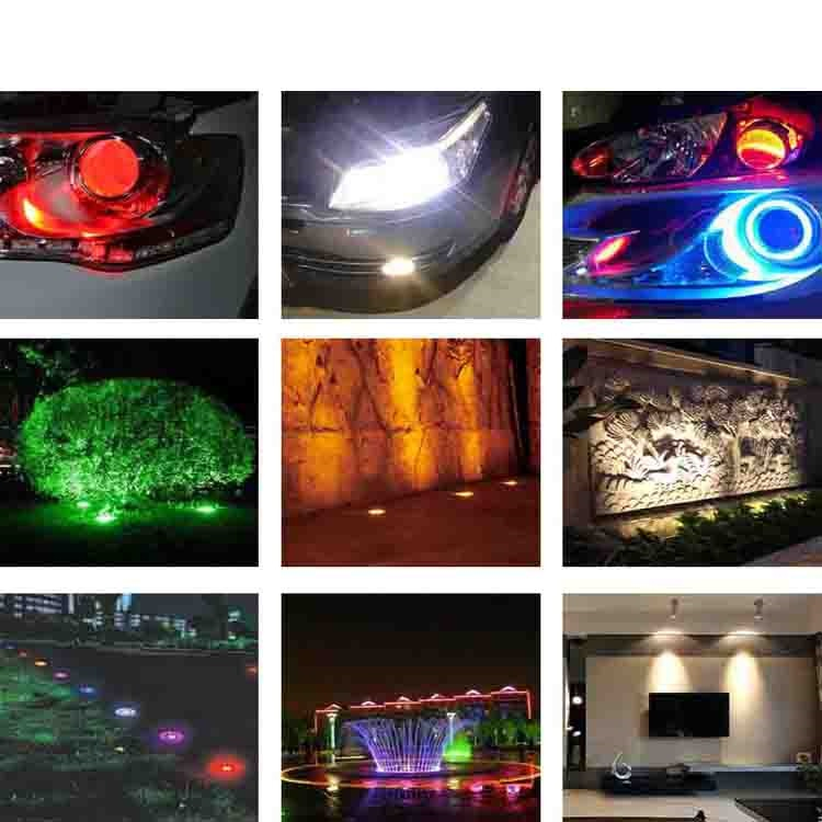 120W RGBW Full Color High Power LED