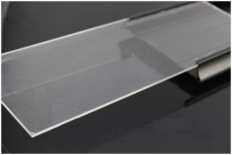 H30/H40 Series 138mm Width Light-transmitting Waterproof Cover Acrylic Plate for Aquarium Light
