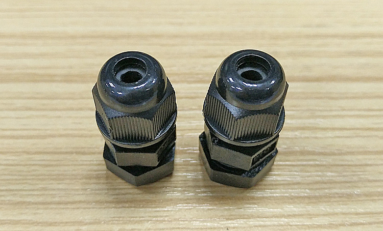 M8-05 PA66 Metric Nylon Cable Waterproof Connector