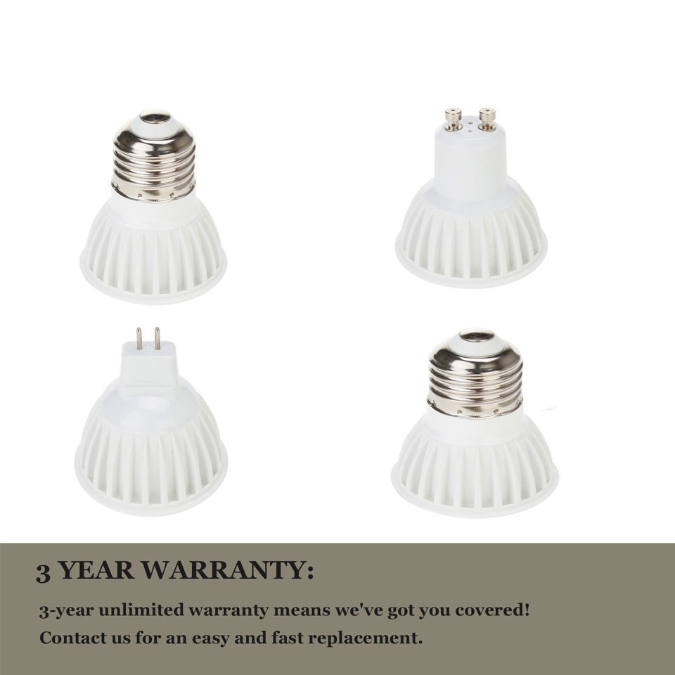 5W 7W 9W E26 E27 GU10 MR16 COB LED Bulb Lamp AC85-265V/110V/220V/DC12V LED Spotlight