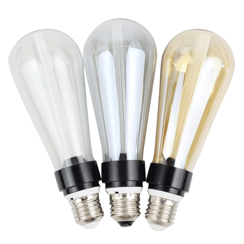 5W E27 ST64 LED Edison Bulb AC220V Home Light LED Filament Light Bulb