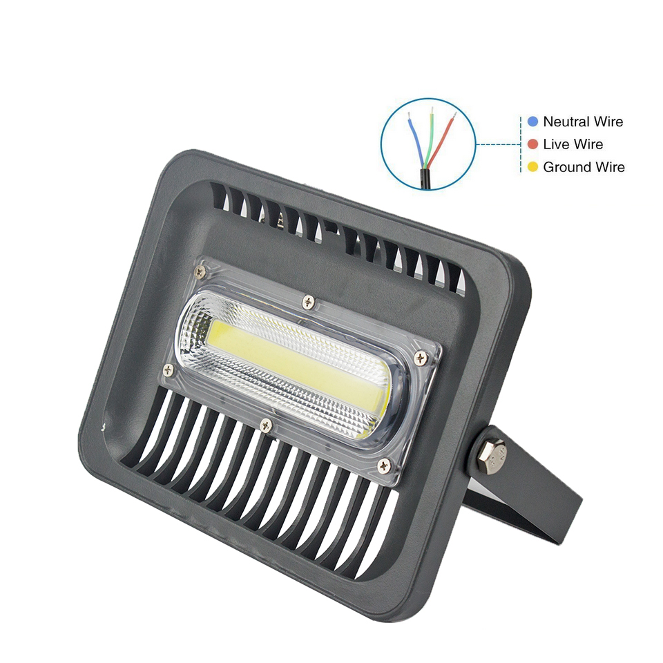 LED Floodlight 50W 100W 150W LED Cob Outdoor Flood Lights