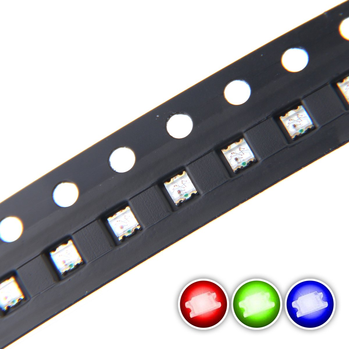 0603 SMD LED Diode Lights Chips Emitting White/Red/Green/Blue/Yellow/Purple/Pink