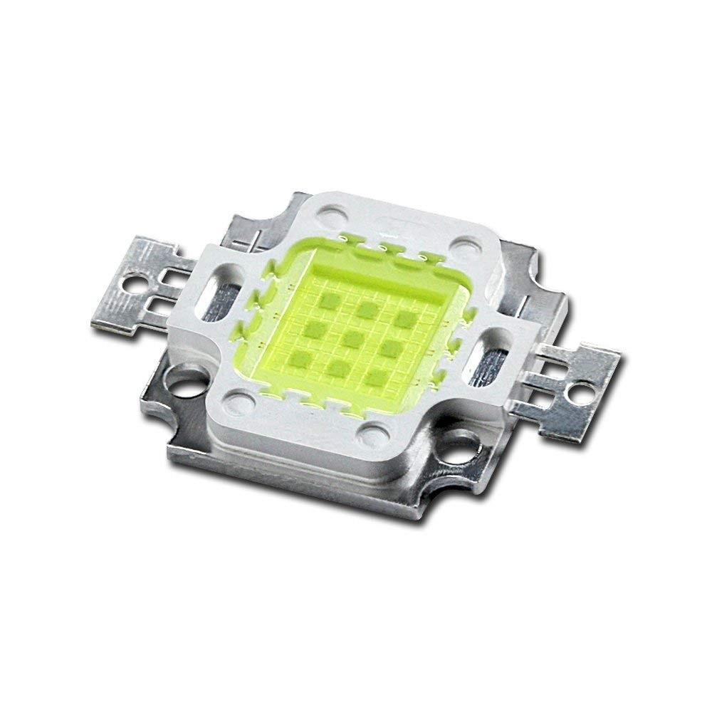 10W High Power LED Emitter White 2700-35000K