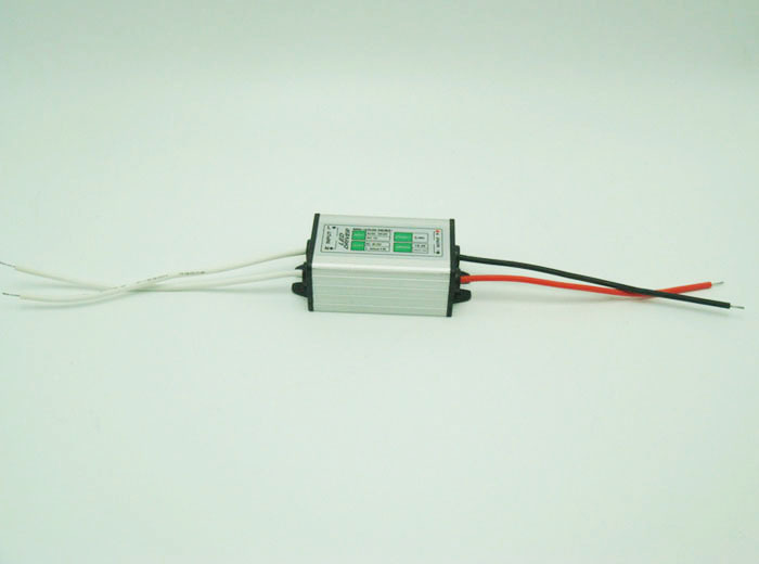 10W 300mA Constant Current LED Waterproof Step-down Driver DC36V-48V Input