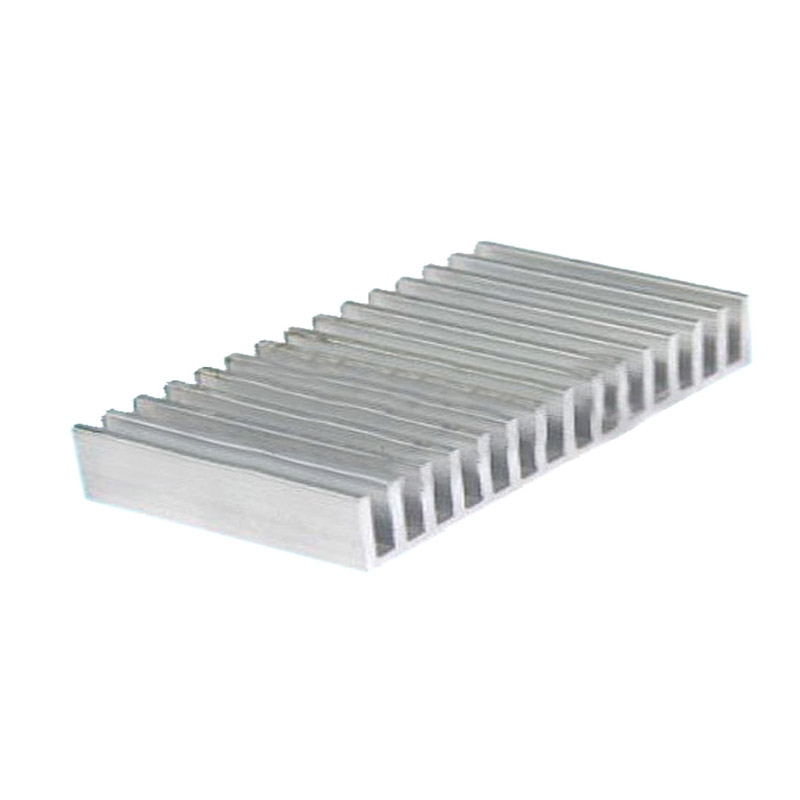 100*18mm Rectangular Aluminum Heatsink