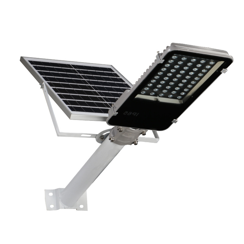 30W 50W LED Spilit Solar Street Light Lens Type