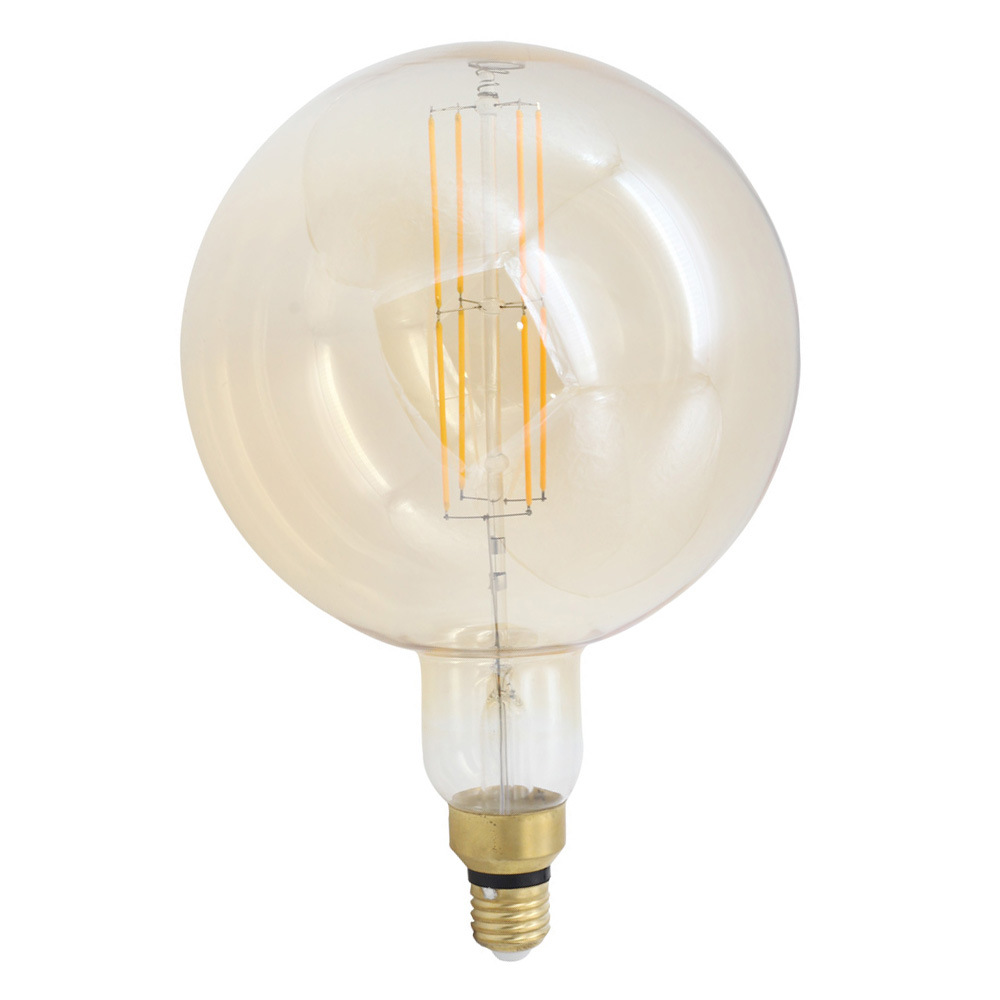 6W 8W E27 G200 LED Edison Bulb 220-240V Home Light LED Filament Light Bulb