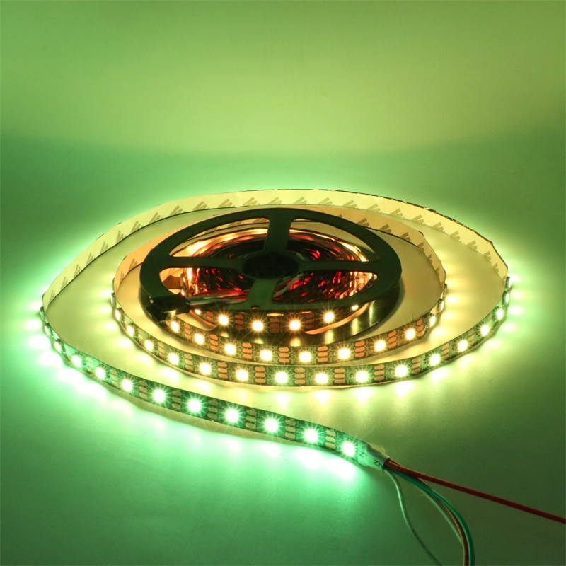 DC 5V WS2812 IC 5050 RGB LED Strip Light Dream Color 60 Led/m Non-Waterproof /Waterproof IP67