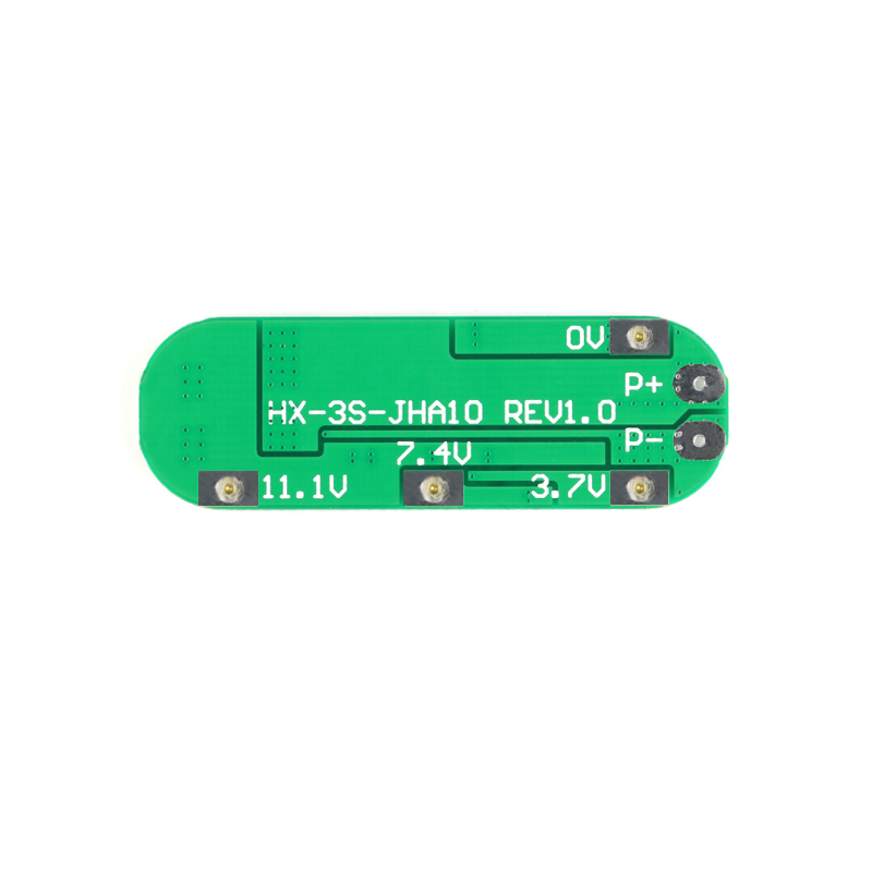 3S 10A Li-ion Lithium Battery 18650 Charger PCB BMS Protection Board 12.6V With Overcurrent Protection