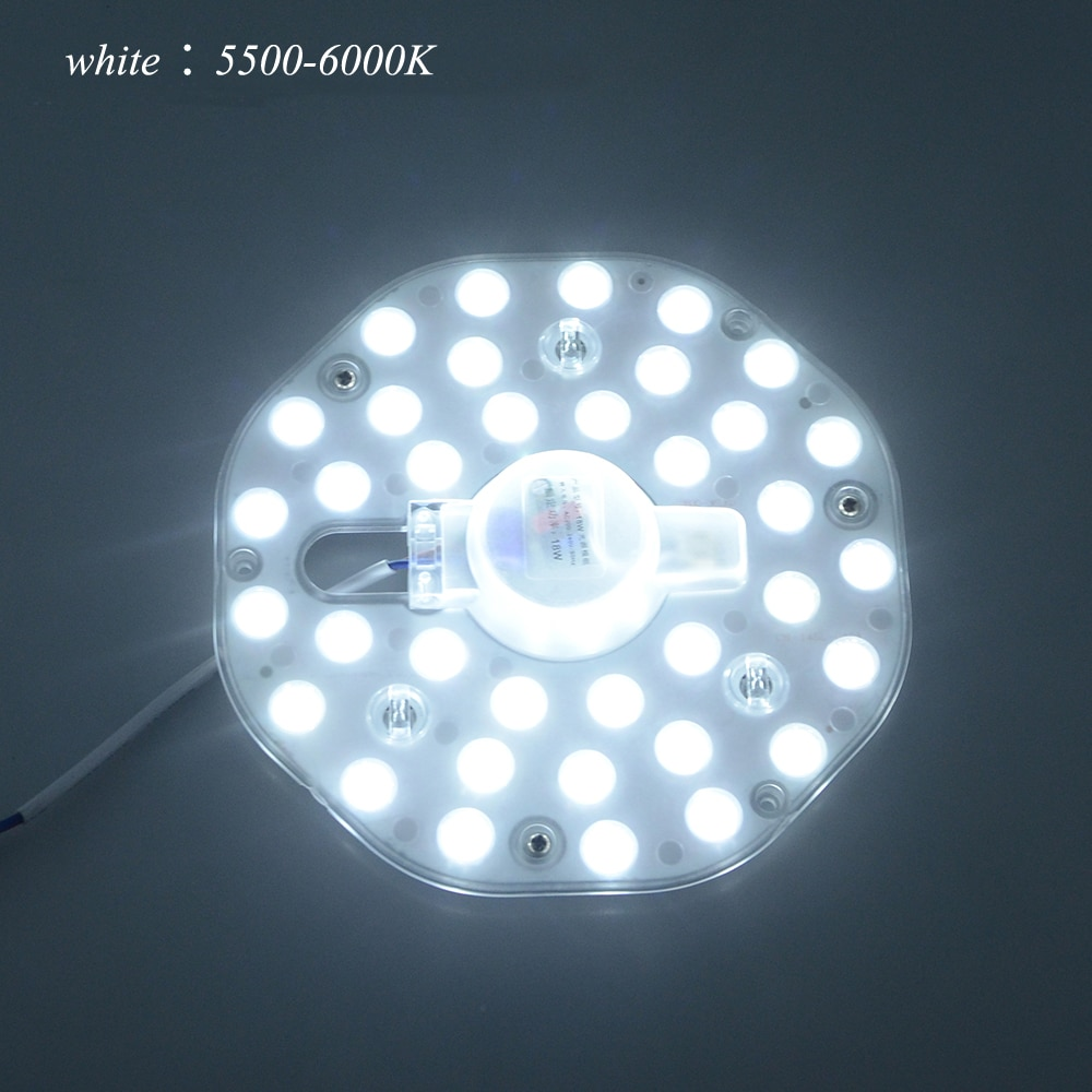 Ceiling Lamps LED Module 12W 18W 24W LED Light Replace Ceiling Lamp Lighting Source