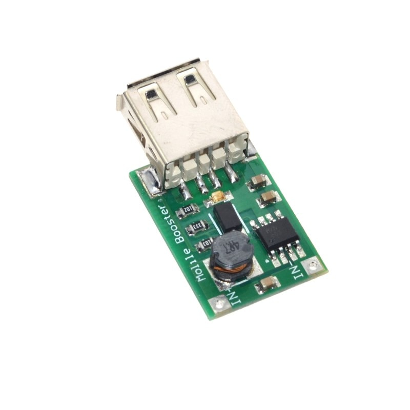 DC Output Charger Boost Converter Step up Power Module 3V to 5V