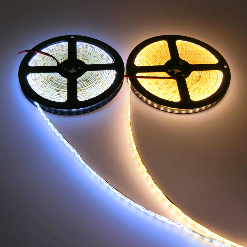 DC 12V 2835 SMD Flexible LED Strip 120LEDs/m Waterproof IP65