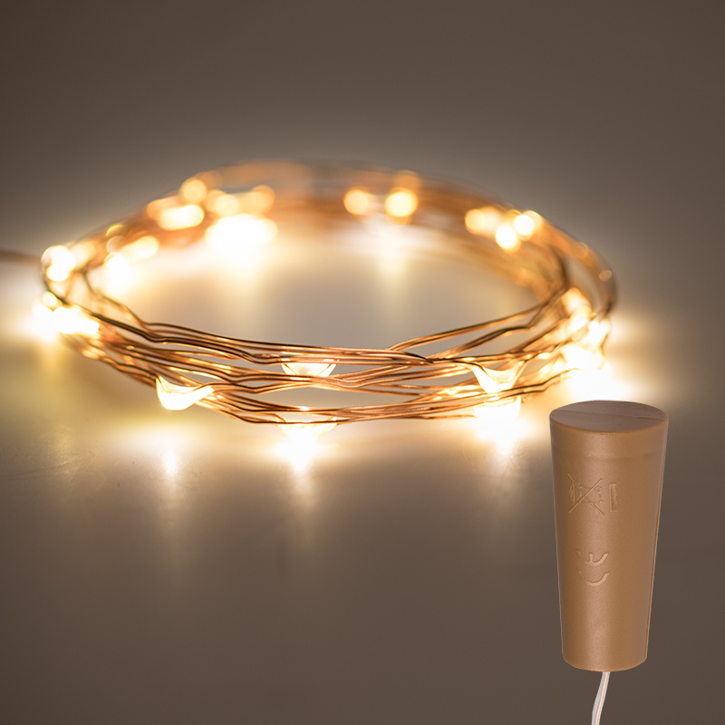 Led Fairy Light String Copper Wire 2m