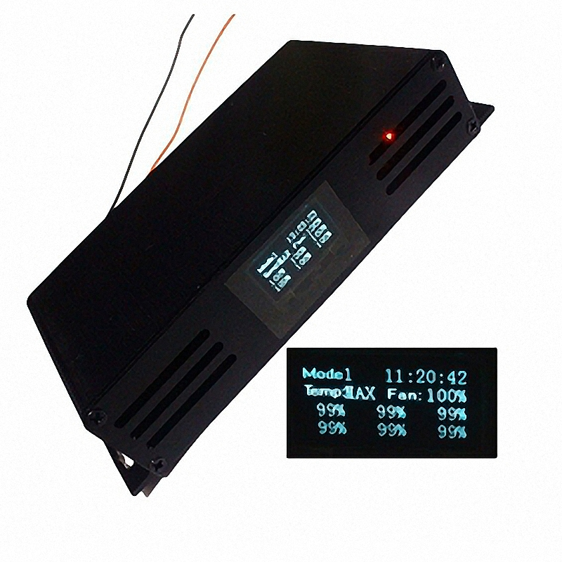 DIMFree-W8A 8 Channel LED Sunrise/Sunset Programmable Time Dimmer Controller WiFi Smart Phone Control
