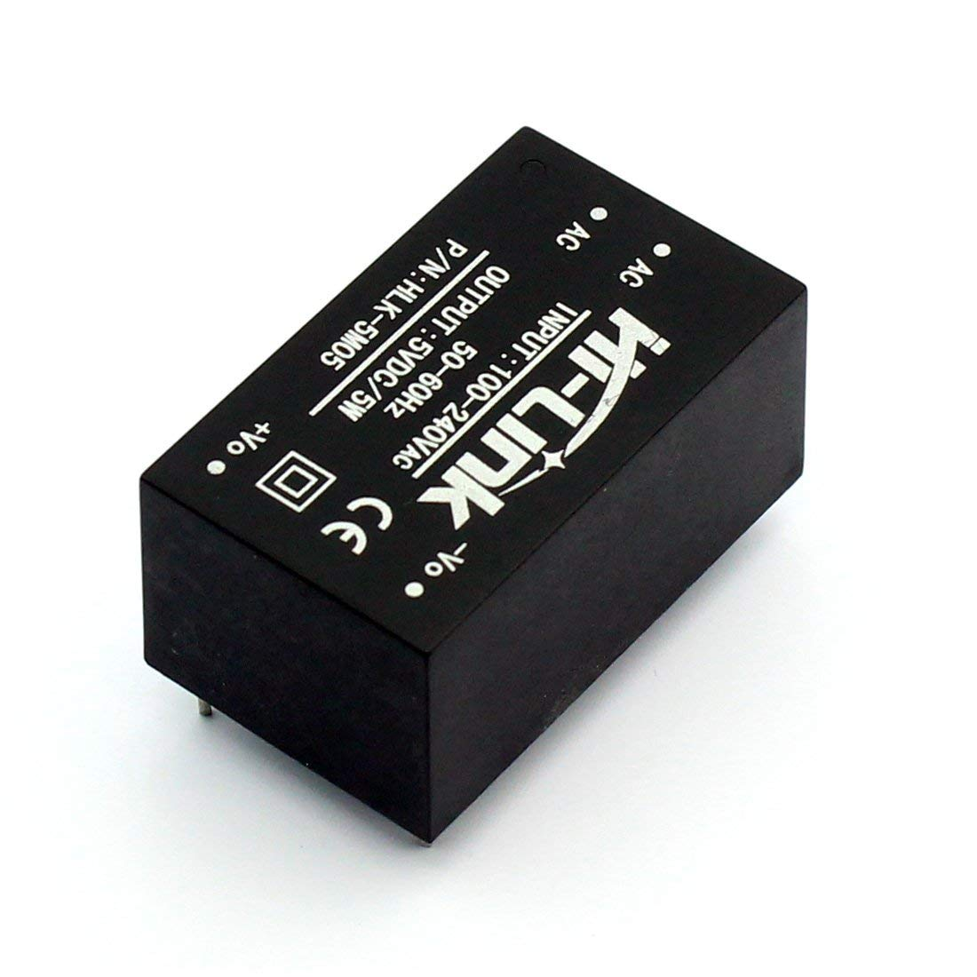 HLK-5M05 Isolated Power Supply Module AC-DC 220V to 5V 5W