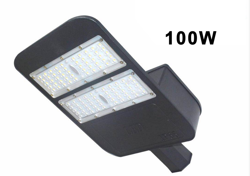 Fixed Arm LED Street Lights 100W 150W 200W AC100-265V Outdoor Module Light Emitting White/Warm White