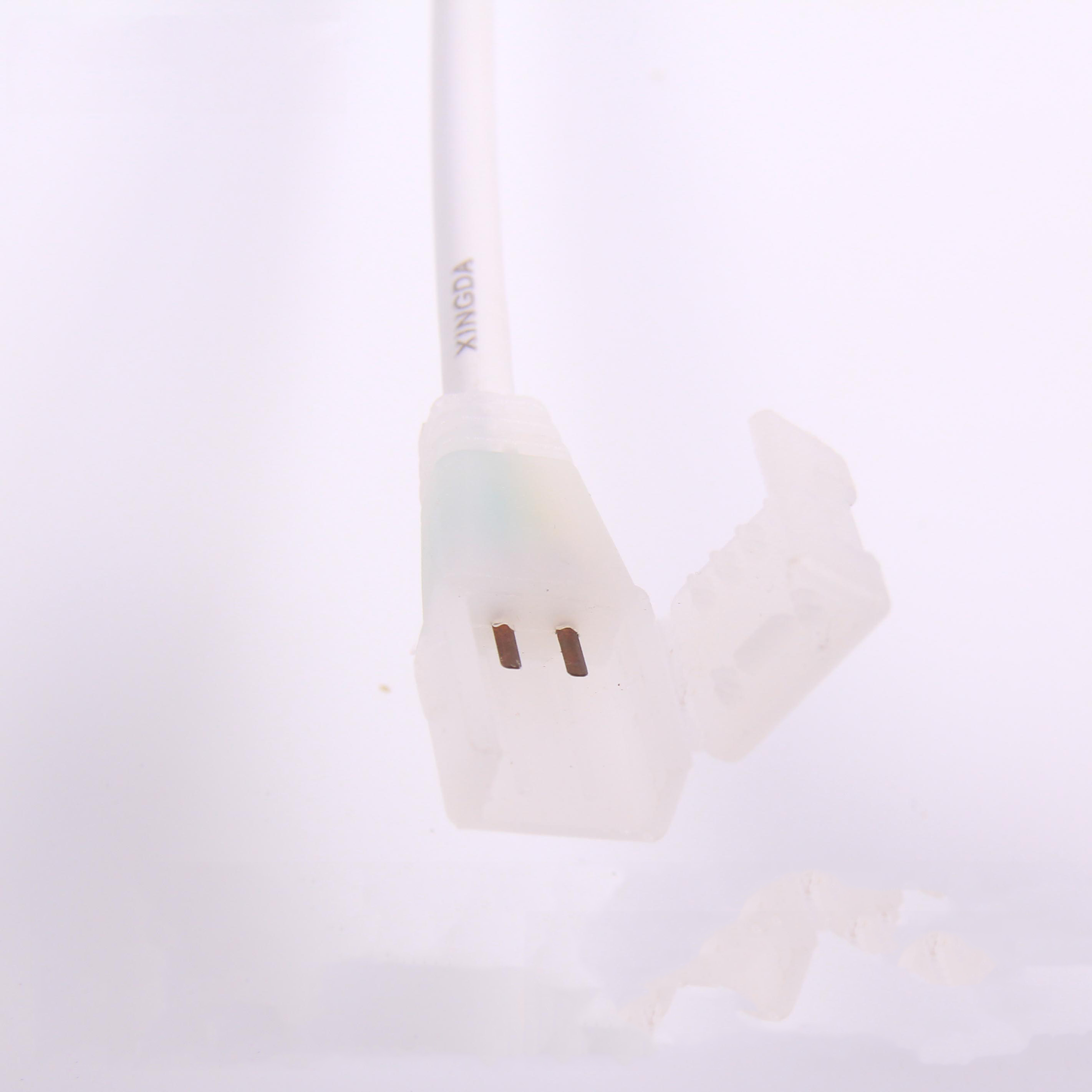 LED Power Plug For Non-Conductors LED Flexible Rope Light