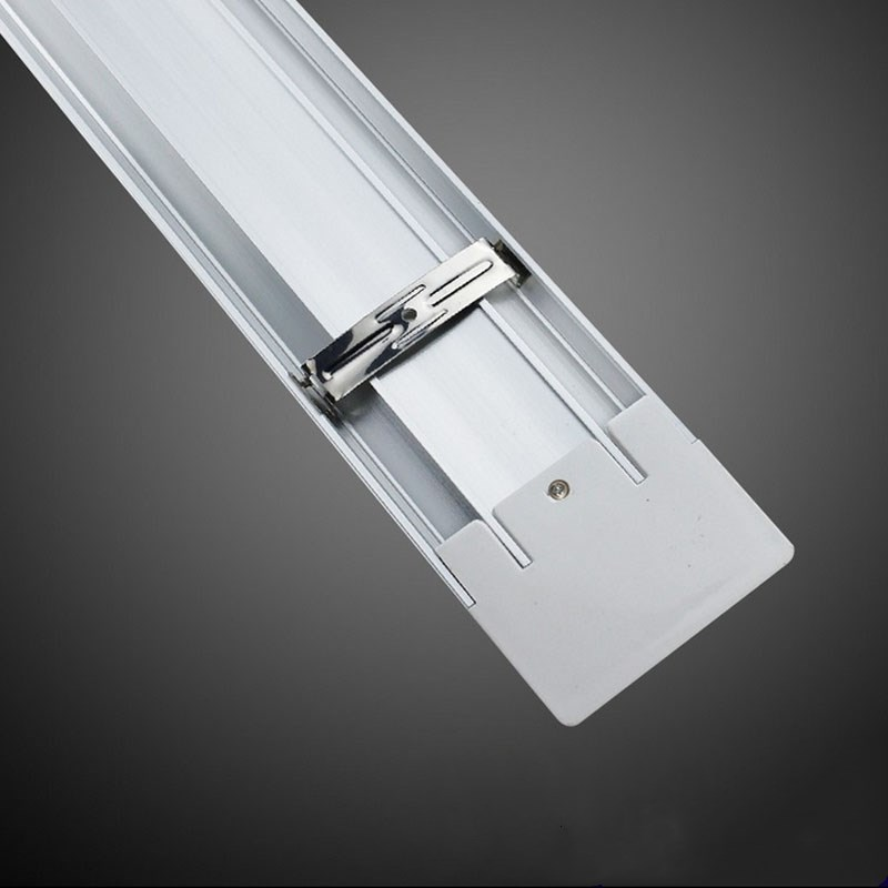 LED Purification Light Tube 0.3m/0.6m/0.9m/1.2m AC 160V-260V Emitting White/Warm White