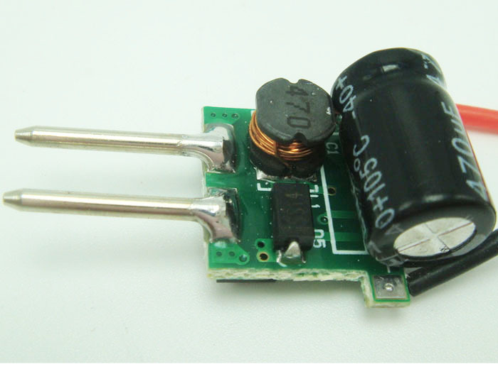 MR16 3*1W 3*2W 3*3W 300/450/600mA Constant Current LED Driver AC/DC8-24V Input