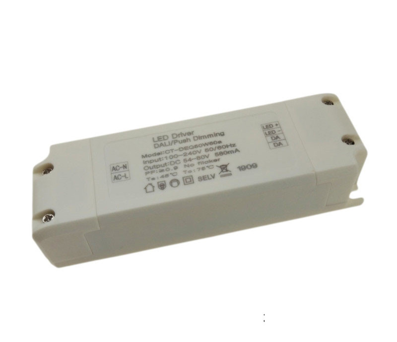 32W 35W 40W 45W 50W 0-10V Dimmable Constant Current Driver