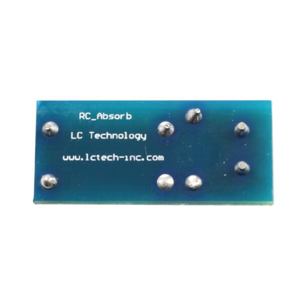 RC Absorption Loop Module Relay Contact Protection Circuit Electromagnetic Anti-jamming