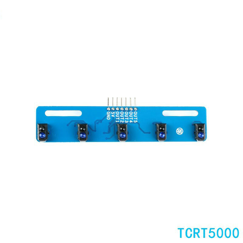TCRT5000L 5-Way Tracking Sensor Module Infrared Sensor Board