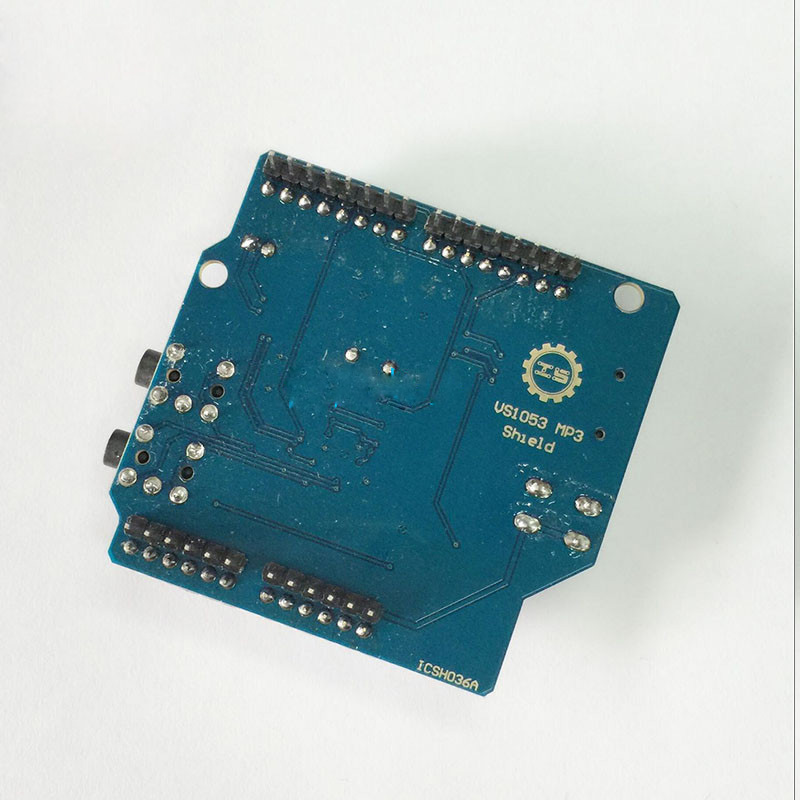 Q62 VS1053 MP3 Module Development Board with Amplifier/Decode/Record Function