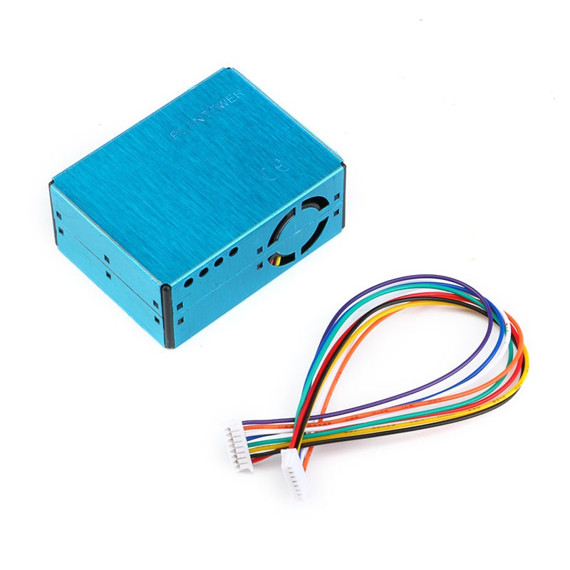 PMS5003ST PM2.5 Formaldehyde Temperature and Humidity laser Sensor Digital Module