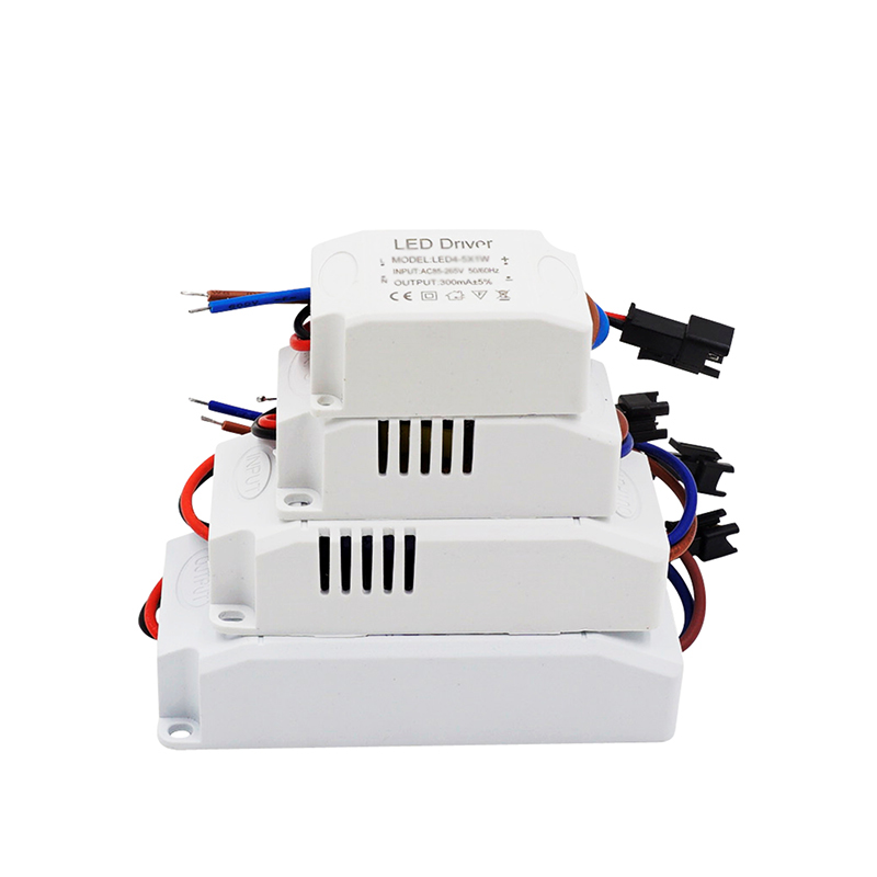 5-15W 18-25W 30W 36W 300mA LED Triac Dimmable Constant Current Driver 110V/220V Input Non-isolated Power Adapter