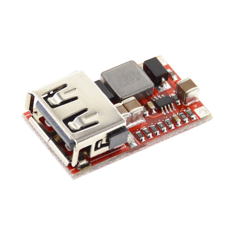 6-24V/12V to 5V Step Down DC-DC Module /Converter Phone Charger Car Power Supply Module