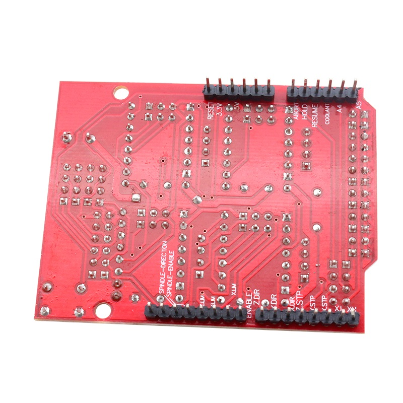 CNC Shield V3 Engraving Machine / 3D Printer / + 4 PCS DRV8825 Driver Expansion Board for Aduino