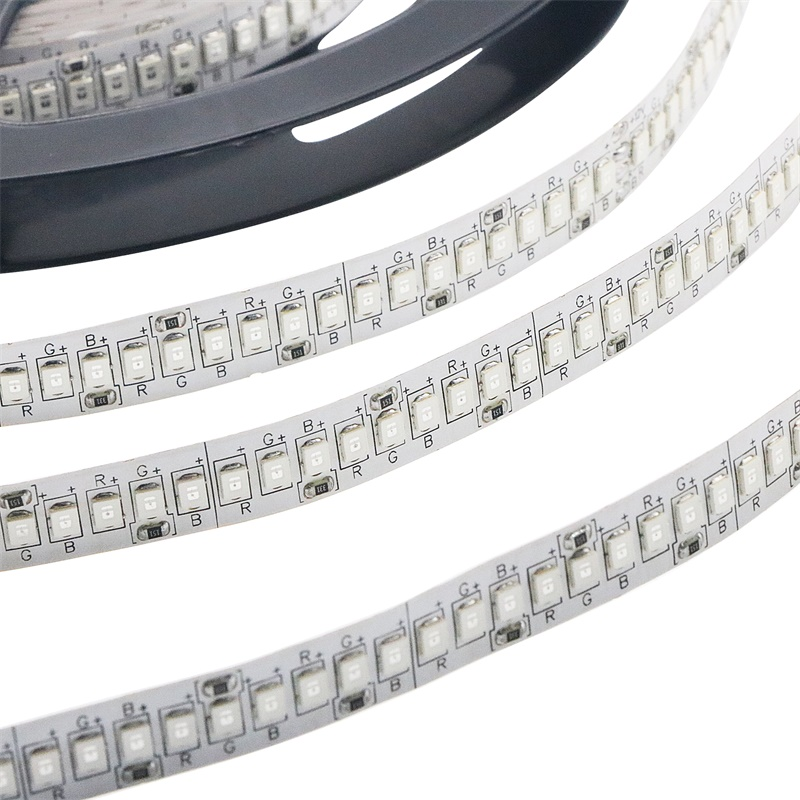 DC 12V 2835 SMD Flexible LED Strip 234LEDs/m Waterproof IP20/IP65/IP67 Emitting RGB