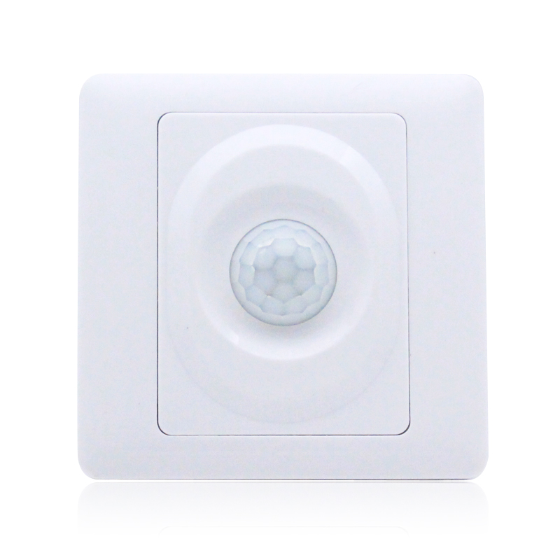 Wall Mounted Type LED Panel PIR Sensor Human Body Induction Switch LED Controller