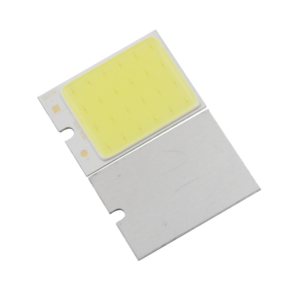 2W LED COB Light Module 36*26mm DC 12V White