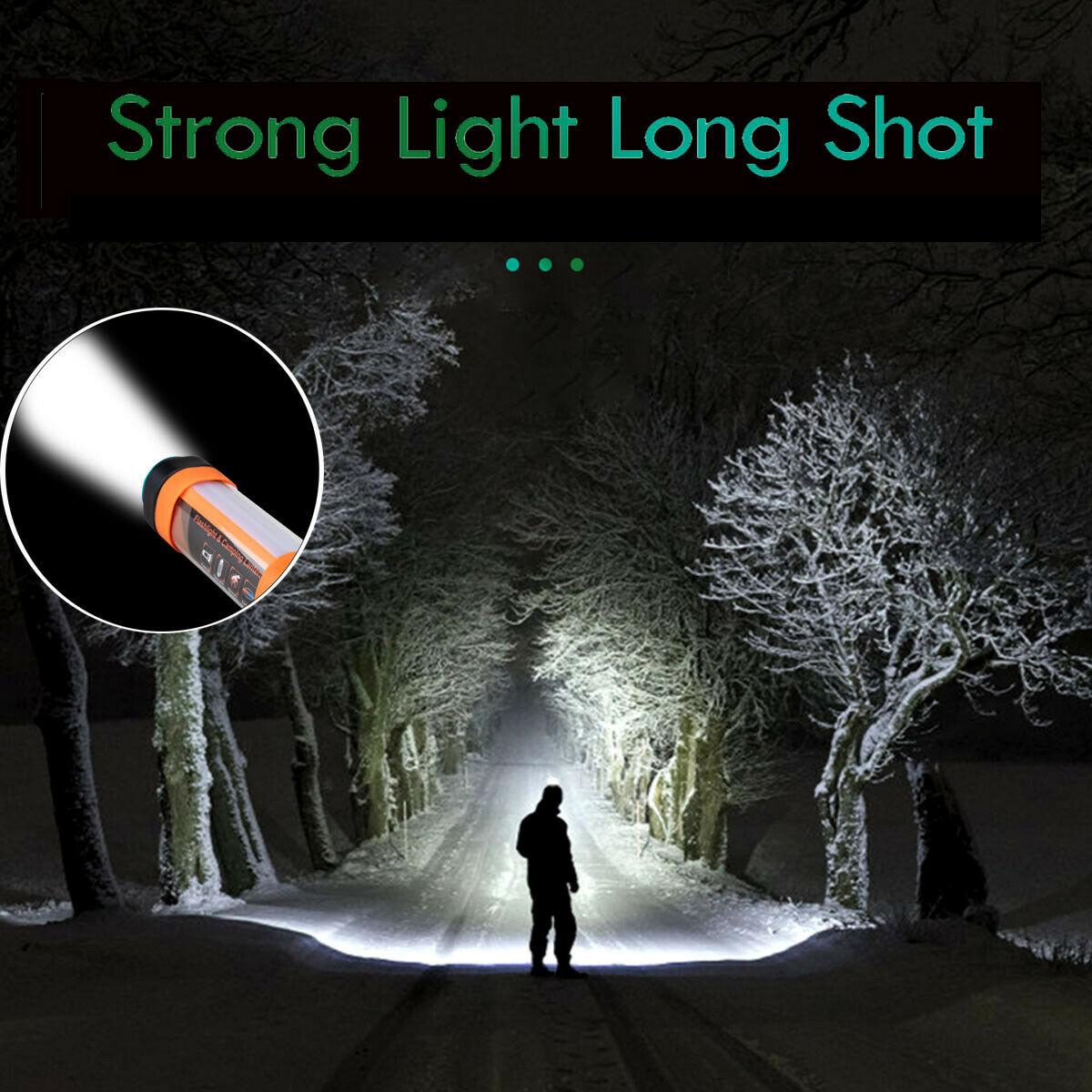 Powerlite Multi function Camping Light IP67 LED Tent Light Portable Lantern Flashlight