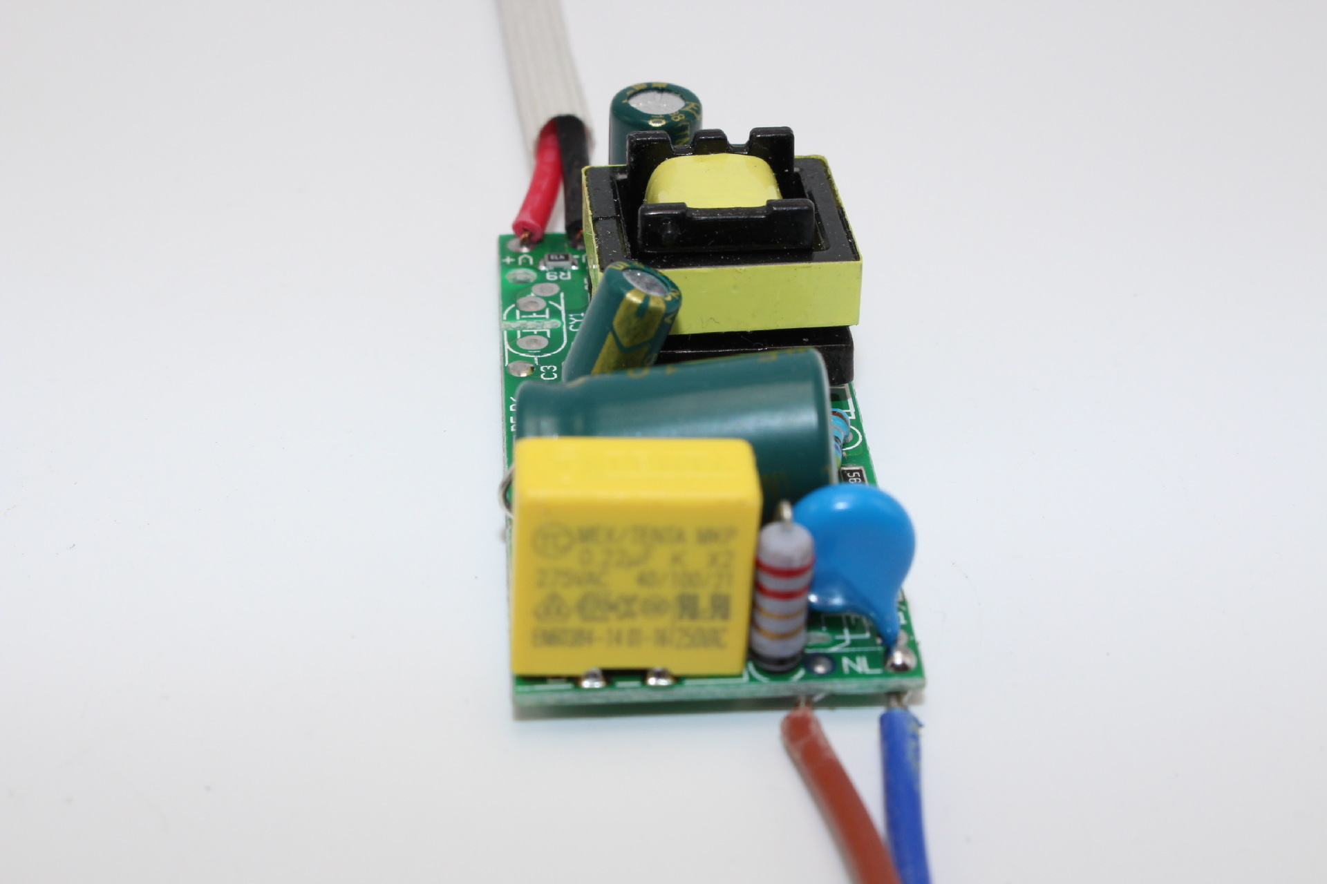 8-12W 20W 16-24W 600mA LED Constant Current Driver AC85-265V Input Isolated Power Adapter