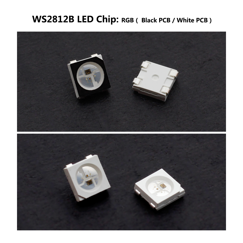 DC5V SMD 5050/3535 LED Chip WS2812B SK6812 Built-in IC DIY LED Chips Emitting RGB RGBW RGBWW WWA