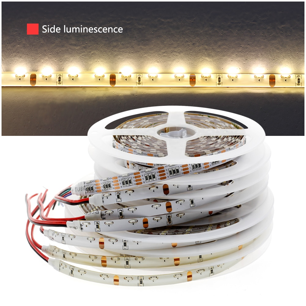 DC12V 335 Side Emitting LED Strip 60LEDs/m For Car Home Decoration