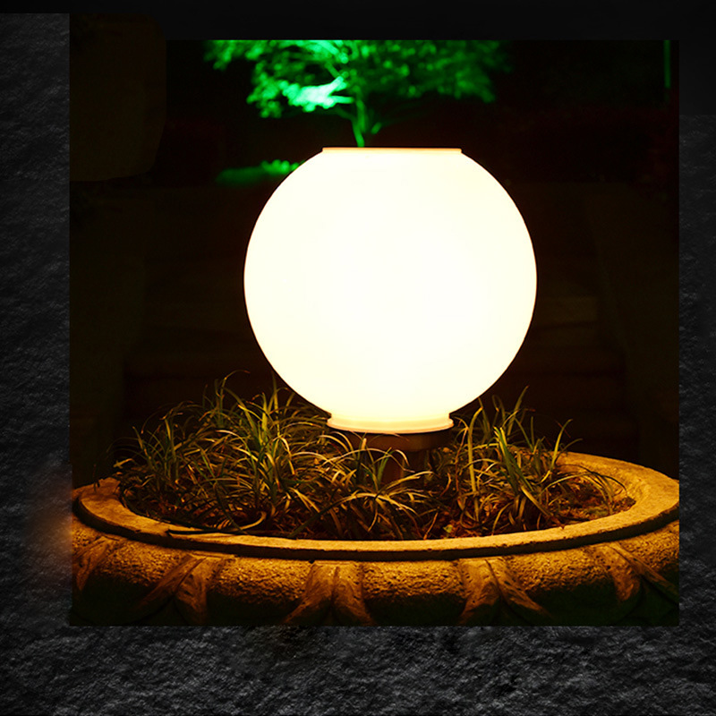 0.3W 0.4W 2W  Solar LED Garden Light with Remote Control