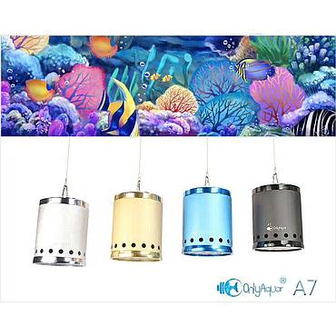 OnlyAquar A7 LED Sea Water Coral Aquarium Light