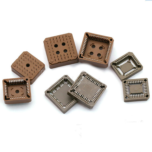 PLCC44 Slot IC Socket DIP/SMD